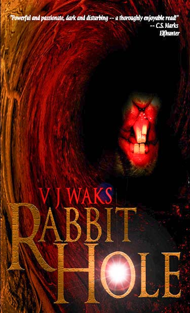 "Rabbit Hole by Victoria ""JV"" Waks"